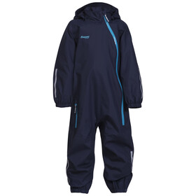 Bergans Kids Lilletind Coverall Navy/Dark Turquoise